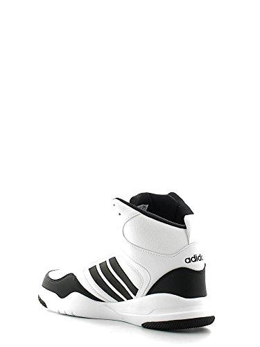 adidas Cloudfoam Rewind Mid, Chaussures de Basketball Homme, Blanc Cassé (Ftwbla/Negbas/Negbas), 40 EU