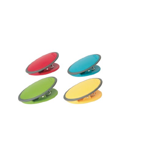 Chefn Cherry - Chef'n Small Bag Clips (Set of 4)
