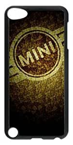 Customizablestyle Mini Car Logo iPod Touch 5 Case Hard Shell(PC Material) Kimberly Kurzendoerfer
