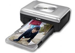 Kodak Easyshare Photo Printer 300 - Impresora: Amazon.es ...