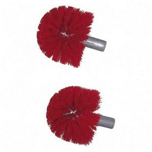 (Unger Replacement Heads for Ergotoilet-Bowlbrush System (BBRHR))