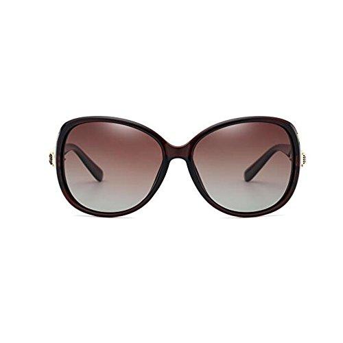 Hombre Vidrios Anti Reflejante Anti De para Gafas YQQ HD Polarizados Conducción Gafas De 4 4 UV de De Gafas Sol Retro Color Deporte Gafas sol zUwF81zq