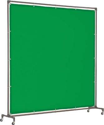 トラスコ中山/TRUSCO 溶接遮光フェンス 2020型単体 緑(2552949) YFA-GN  B00HEHLVPU