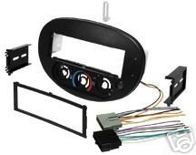 amazon com stereo install dash kit ford escort 97 98 99 00 01 car rh amazon com