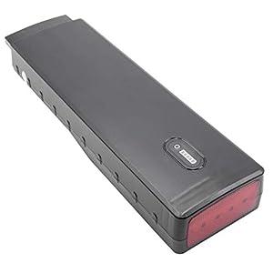 31ZHhKAWzYL. SS300 INTENSILO Batteria Compatibile con Haibike SDURO FullNine RC | RX E-Bike Bici elettrica Sistema Portapacchi (14.5Ah, 36V…