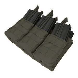 Condor Triple Stacker M4/M16 Mag Pouch Black