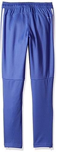 adidas Youth Soccer Tiro 17 Training Pant, Real Lilac/ White, X-Small by adidas (Image #2)