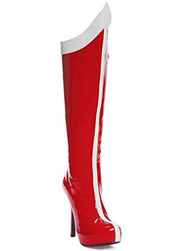 Comet-517 Adult Costume Shoes White - Size 6