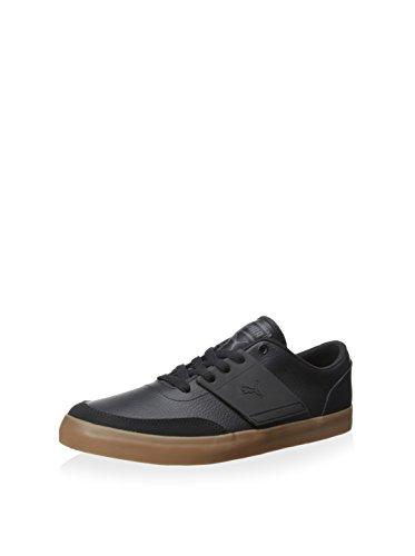 Puma Shoes El Ace 4 Nero Scuro Ombra Mens Moda Sneakers 358198 05