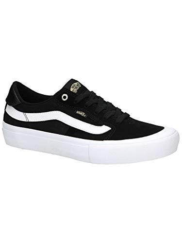 Vans Style 112 Pro Shoes 11 B(M) US Women / 9.5 D(M) US Black White Khaki