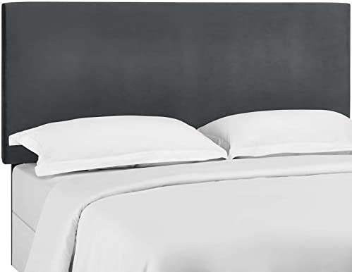 Modway Claire Performance Velvet Upholstered King and California King Headboard