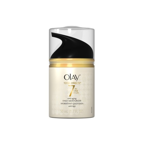 Total Effects de Olay 7-IN-1 anti-âge Hydratant Quotidien, 1,7 once liquide