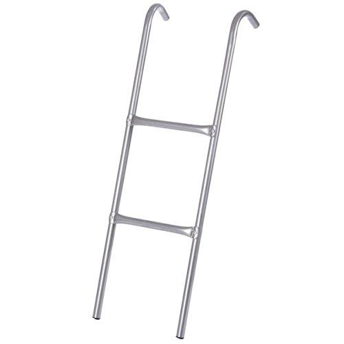 Ultrasport Leiter für Trampolin - passend für viele gängigen Größen (305, 366 und 430 cm)