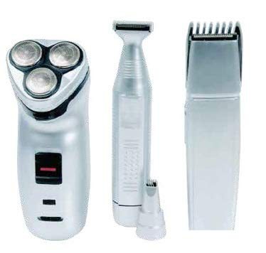 ICARUS - Kit Cuidado Personal Afeitadora de Alta Precisión para hombre 4 en  1  Amazon.es  Salud y cuidado personal 46904e5684c0