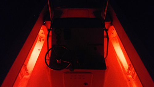 Opt7 boat interior glow led lighting kit multi color accent import it all for Car interior led lighting multicolor