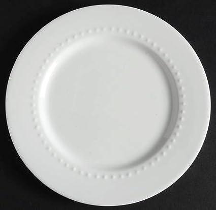 Amazon.com | Roscher & Co Hobnail (Bone China) Salad Plate, Fine ...
