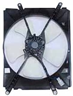 TYC 610100 Toyota Camry Replacement Condenser Cooling Fan Assembly