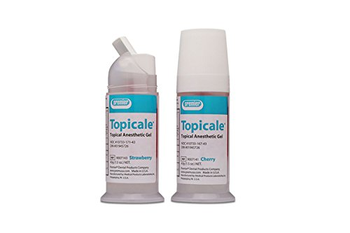 Premier PR-9007140 Topical Anesthetic Gel Pump Assorted (Pack of 3) by Premier
