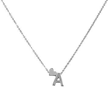 Amazon.com: FimKaul - Collar con colgante para mujer, 26 ...