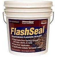 Chimney Saver FlashSeal Sealant 1-gallon Brown by Chimney Saver