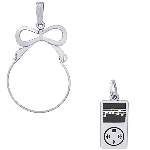 Player Charm on a Rembrandt Charms Bow Charm Holder ()