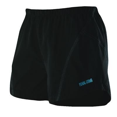 Pearl Izumi Womens Infinity Short Apparel - Pearl iZUMi Women's Infinity Running Short,Black/Horizon Blue,Small