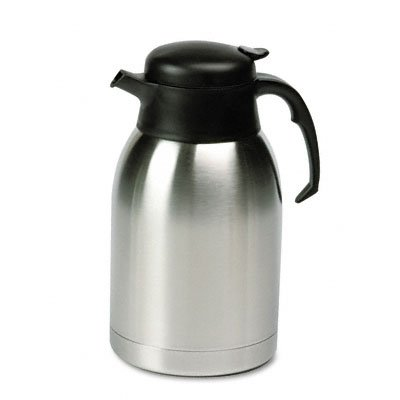 Hormel HORSVC190 Stainless Steel Vacuum Liner Carafe (Satin Finish Thermal Carafe)