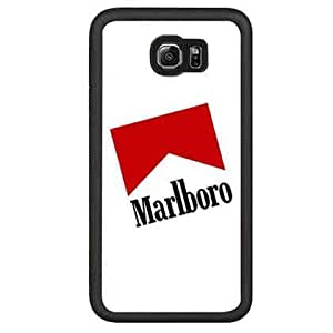 Samsung Galaxy S6 Case Carcasa Marlboro Popular Printed Nice Cover Funda Protective Attractive Shell