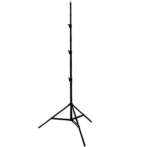 Linco 10ft Triple Crossbar Background Support Stand Kit Photo Studio 2 Piece 9 feet Backdrop Stands and 3 Piece 10 ft Crossbar (4 Sections) with Triple Mount on Lincostore by Linco (Image #5)