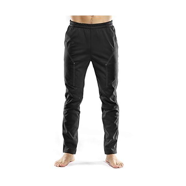 Kerrian Online Fashions 31ZICsbkWoL INBIKE Winter Fleece Windproof Thermal Pants for Cycling Running Hiking Outdoor Multi Sports