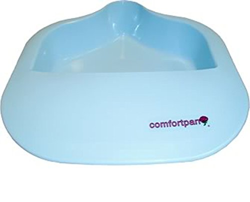 Comfortpan - Bariatric, Blue
