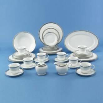 Royal Doulton Pure Platinum Teacup