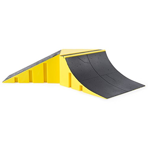 Tech Deck Build-A-Park - Launch to Quarter Pipe Playset - Ye
