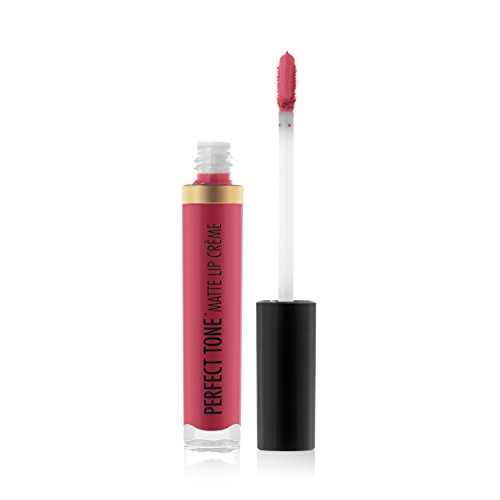 Perfecting Mousse - Black Radiance Perfect Tone Matte Lip Crème - Berry Naked