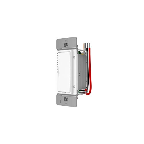 insteon smart dimmer wall switch works with alexa via insteon bridge uses superior dual mesh. Black Bedroom Furniture Sets. Home Design Ideas