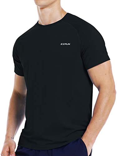 Running Workout T Shirt Moisture Athletic product image