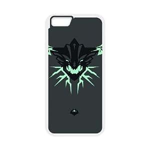 Outworld Destroyer Dota 2 Art 94,842 iPhone 6S 4.7 pulgadas del teléfono celular funda blanca del teléfono celular Funda Cubierta EEECBCAAL73317