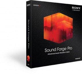 Sound Forge Pro - Version 11