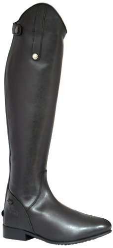 Mark Todd Full Zip Competition Field Boot - Black, 43 Short/Standard