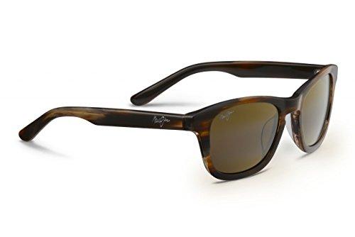 33235c96ce Maui Jim Unisex Ka a Point Chocolate HCL Bronze Sunglasses
