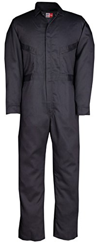 Big Bill MX1180US7//OS-NAY-62T Oilfield FR Coverall 7 oz Navy Chest-62 Tall