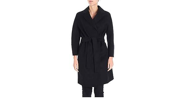 S MAX MARA - Abrigo - para Mujer Negro Marke Talla 48: Amazon.es: Ropa y accesorios