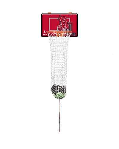 The Dirty Dunk Basketball Hoop Laundry Hamper -