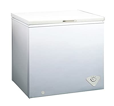 Midea Single Door Chest Freezer