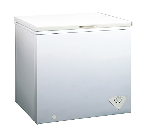 Price comparison product image Midea WHS-258C1 Single Door Chest Freezer, 7.0 Cubic Feet, White