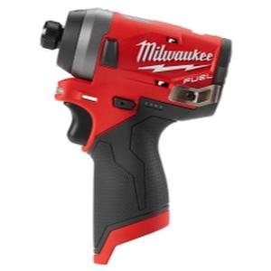 """Milwaukee (MLW255320) M12 FUEL 1/4"""" Hex Impact Driver (Bare)"""
