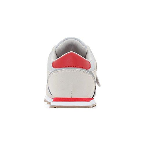 La Redoute Collections Jungen Flache Sneakers mit Klettverschluss 2639 38