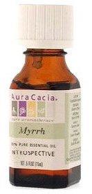Aura Cacia Essential Oil, Introspective Myrrh, 0.5 fluid ounce