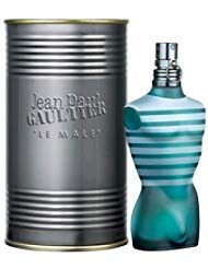 (Jean Paul Gaultier Le Male Eau De Toilette Spray for Man. EDT 4.2 fl oz, 125 ml )