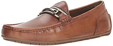ALDO Men's OMEMEE Loafer, Cognac, 11 D US